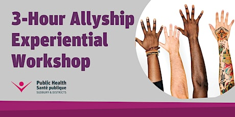Allyship 3 hour Experiential Workshop tickets