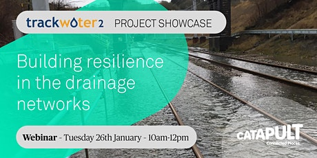 Trackwater 2.0: Project showcase tickets