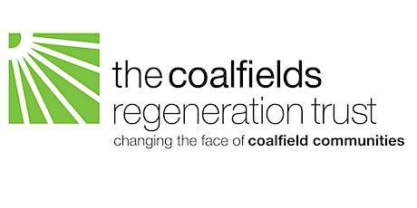 Coalfields Regeneration Trust Funding Workshop tickets