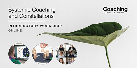 Introduction to Systemic Coaching & Constellations tickets