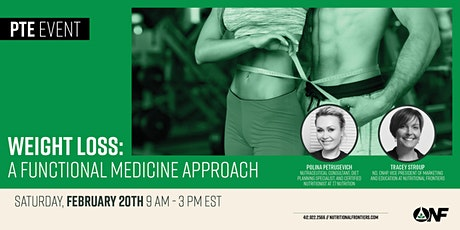 Weight Loss: A Functional Medicine Approach tickets