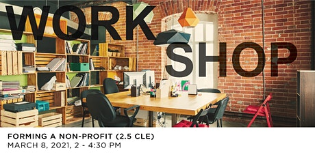 Forming a Non-Profit Workshop (CLE) tickets
