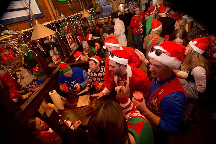3rd Annual 12 Bars of Christmas Crawl® - Oklahoma City image