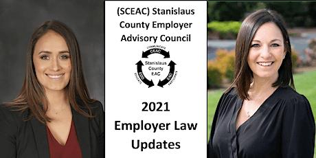 2021 Employment Law Updates tickets