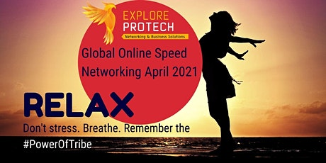 Global Online Speed Networking Event April 2021 tickets