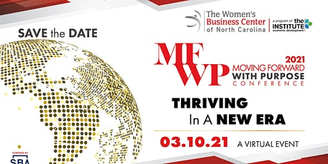 Moving Forward with Purpose 5th Annual Conference tickets