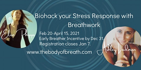 Biohack your Stress Response with Breathwork tickets