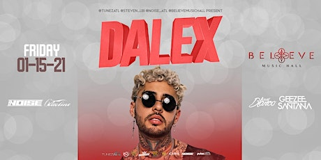Dalex | Platinum Reggaeton Recording Artist @ Believe Music Hall tickets