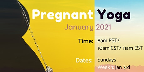 Pregnant Yoga tickets