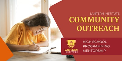 Lantern High School Programming Mentorship Program