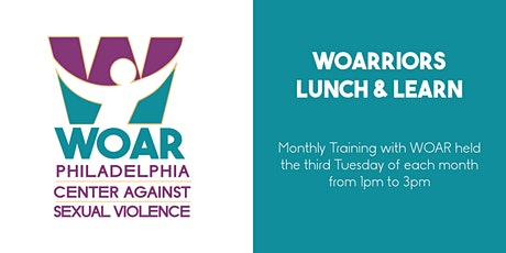 WOARRIORS Lunch & Learn Tickets