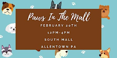 Paws In The Mall tickets