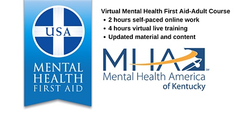 Virtual Mental Health First Aid-Adult (MAY 14) tickets