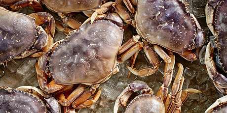 Kendall-Jackson Virtual Cooking Class -  All about Crab tickets