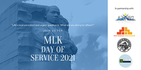 MLK Day of Service 2021 Projects tickets
