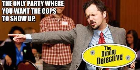 The Dinner Detective Interactive Mystery Show - Raleigh-Durham tickets