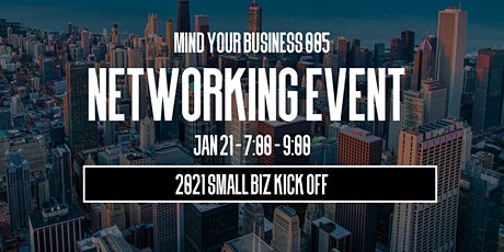 Mind Your Business 005 - Networking Mixer boletos