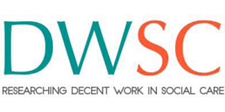 Decent Work in Scotland's Social Care Sector tickets