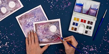 Zodiac Watercolors WebJam tickets