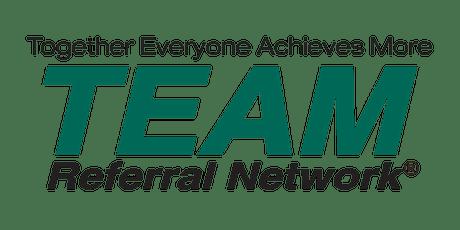 Team Referral Network tickets