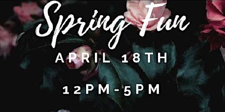 Spring Fun At Bushkill Park tickets