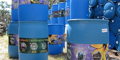 Water Wise Workshop: Harnessing the Rain - Rain Barrel Ticket tickets