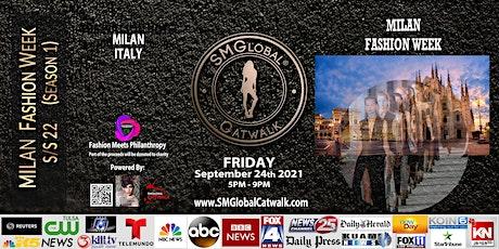MILAN Fashion Week S/S 22 (Season 1) September 24th 2021 tickets