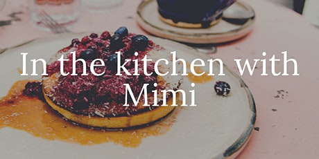 Virtual In The Kitchen With Mimi (Grandma) Group tickets