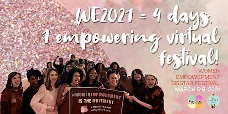 Women Empowerment sisSTAR Festival & 9th Annual Women Empowerment Event tickets