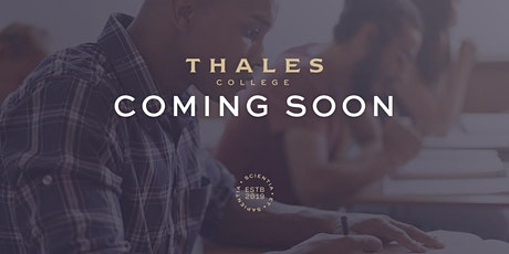 Thales College Homeschool Information Night tickets