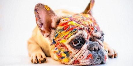 Paint a Portrait of Your Pet tickets