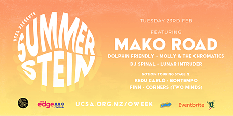 UCSA O.Week 2021 | Summer Stein (R18) tickets