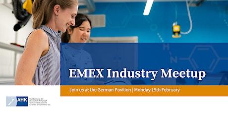 EMEX Industry Meetup tickets