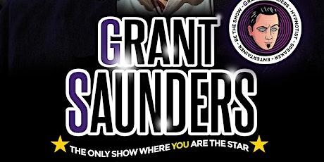 Grant Saunders Hypnotist at Ossett Town Hall tickets