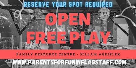 FREE PLAY Week of Jan 26-29 tickets