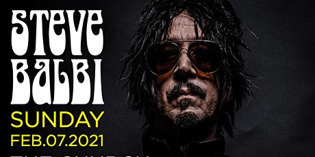 "STEVE BALBI  ""Live at the Church Bar"" tickets"