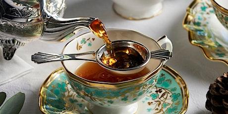 January Bingham Tea Service tickets