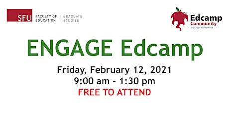 SFU's Engage Edcamp tickets