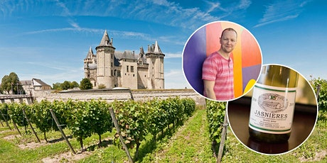 White Wines from the Garden of France: A Virtual Tasting of the Loire tickets