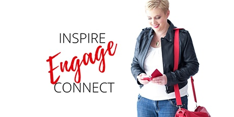 Inspire Engage Connect on Social Media Working Day tickets