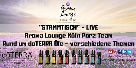 """doterra Stammtisch """"Gesund ins neue Jahr"""" mit der Aroma Lounge Köln Porz tickets"""