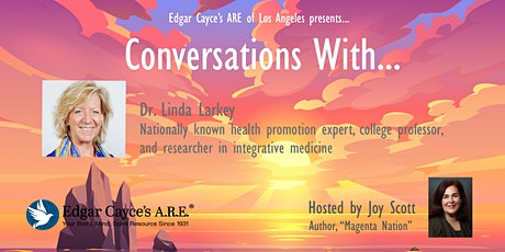 Conversations With... Dr. Linda Larkey tickets