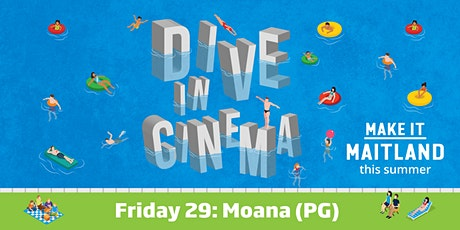 Dive in Cinema tickets