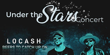 "Under The Stars with ""LOCASH"" tickets"