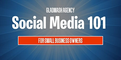 Social Media 101: For Small Business Owners tickets