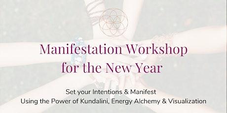 New Year Kundalini Manifestation Workshop tickets