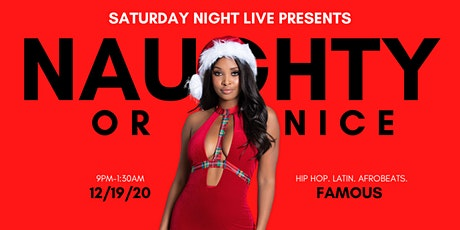 Saturday Night Live (Naughty or Nice) w/ TOI tickets