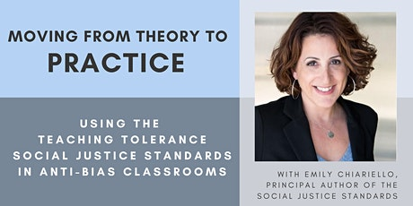 Using Teaching Tolerance Social Justice Standards in Anti-Bias Classrooms tickets