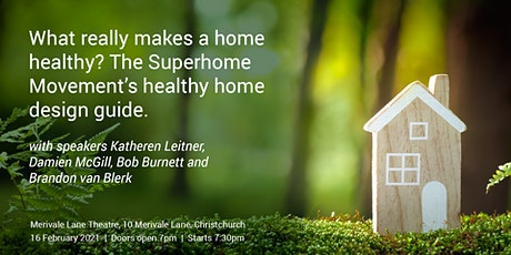 What really makes a home healthy? tickets