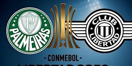 TV/VER.-Palmeiras v Libertad E.n Viv y E.n Directo ver Partido online 16 Di entradas